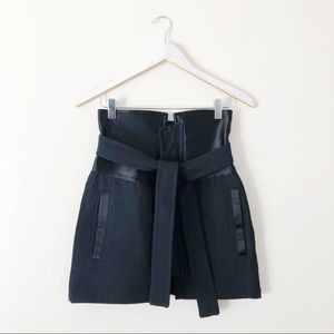DSquared2 Wool/Silk Mini Skirt